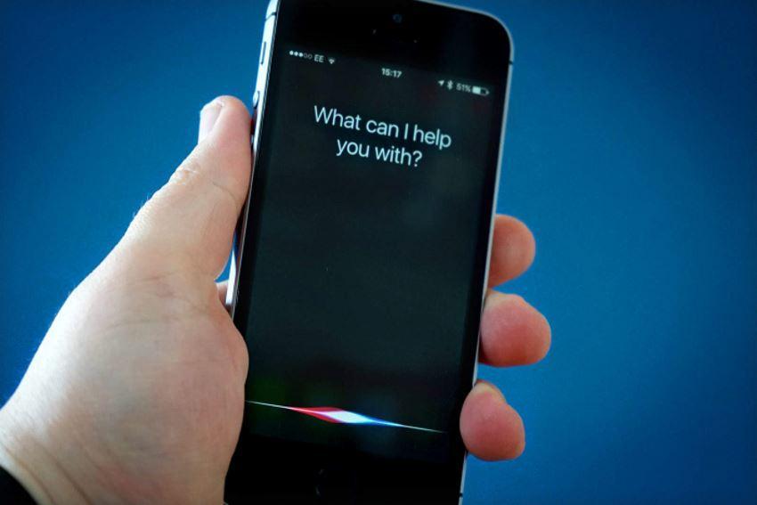 включить сири на iPhone X