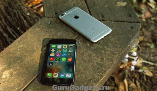 В чем отличаются iPhone 7 и iPhone 6s