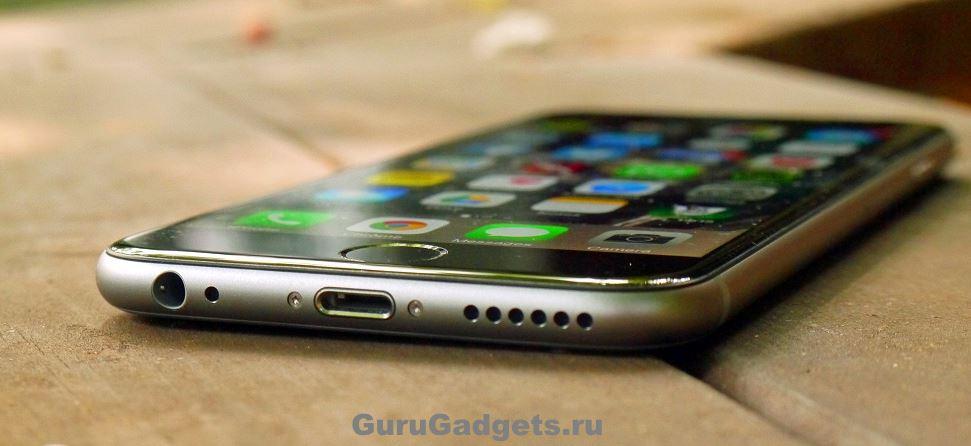 В чем плюсы iPhone 6