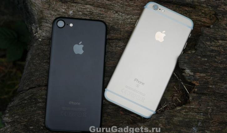 Какой iPhone купить 6S или 7?