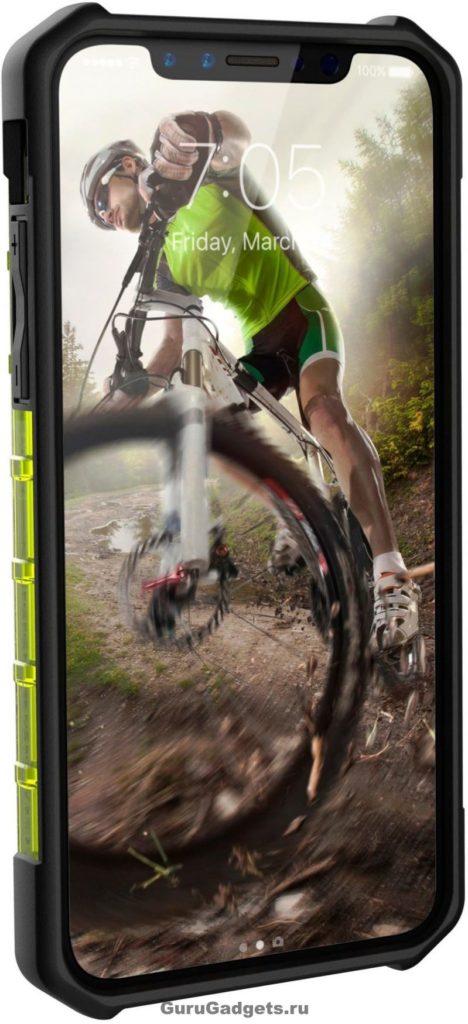 фотография iPhone 8 в чехле