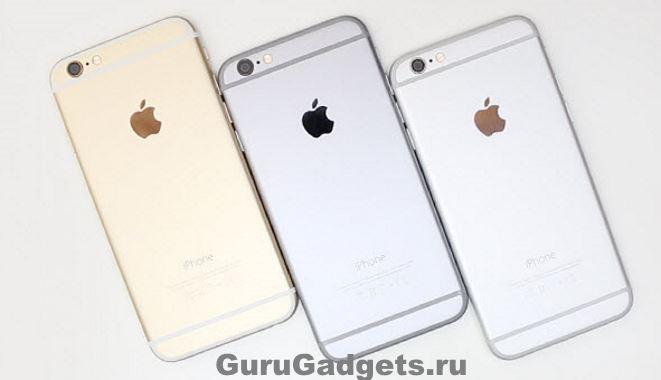 внешний вид Phone 6