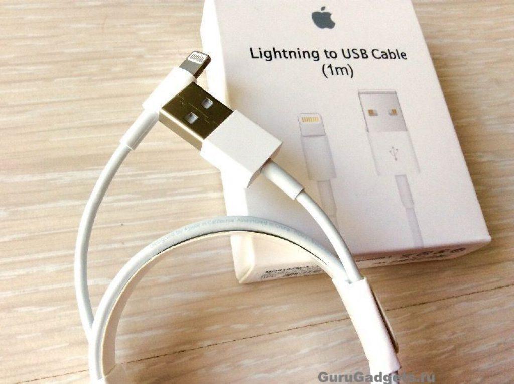 Проверка USB кабеля