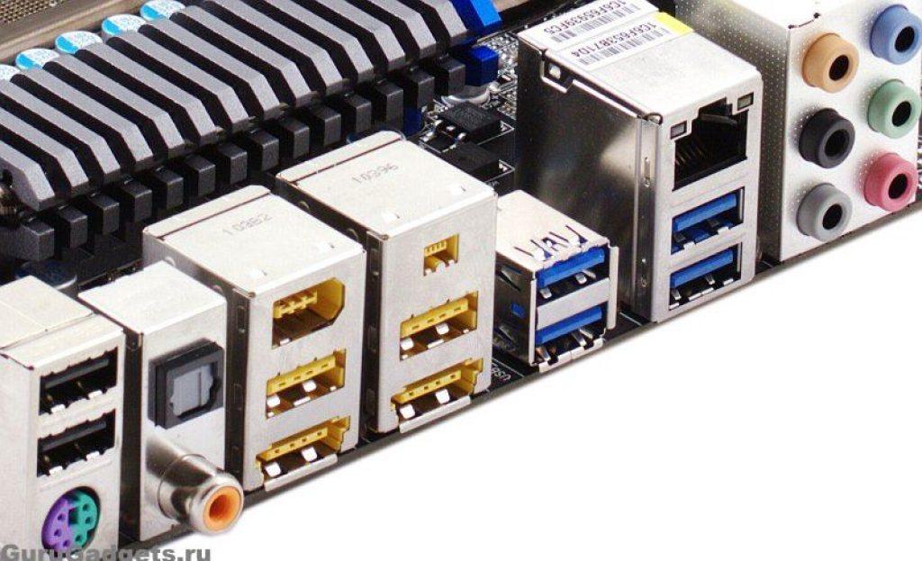 проверка USB портов